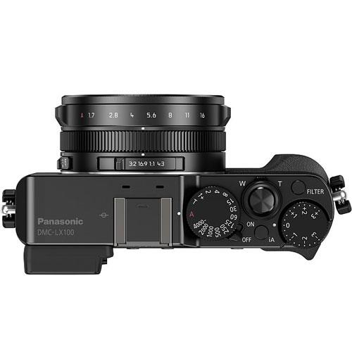 A picture of Panasonic Lumix DMC-LX100 Digital Camera
