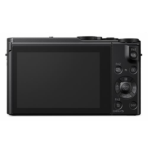 A picture of Panasonic Lumix DMC-LX15 Camera in Black