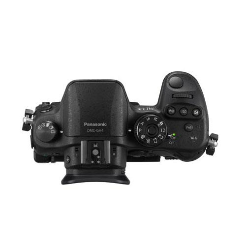 A picture of Panasonic LUMIX DMC-GH4 Compact System Camera Body