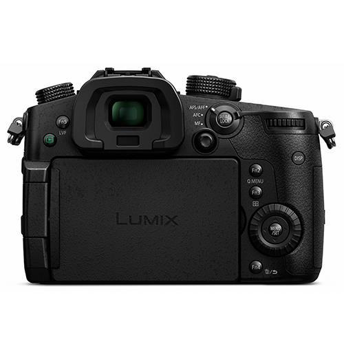 A picture of Panasonic Lumix DC-GH5 Mirrorless Camera Body