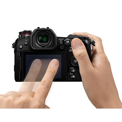 A picture of Panasonic Lumix G9 Mirrorless Camera Body