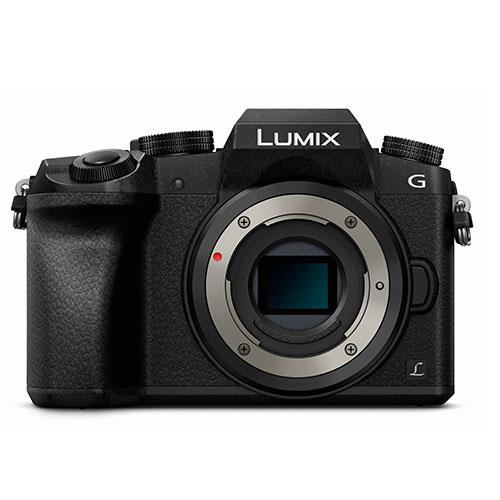 A picture of Panasonic LUMIX DMC-G7 Compact System Camera Body