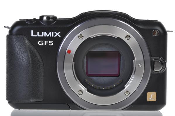 A picture of Panasonic LUMIX GF5 Body