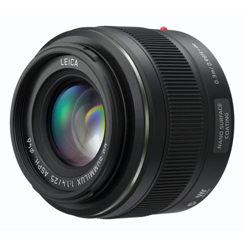 A picture of Panasonic 25mm f/1.4 Standard Lens