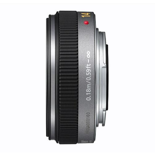 A picture of Panasonic 14mm f/2.5 Pancake Lens