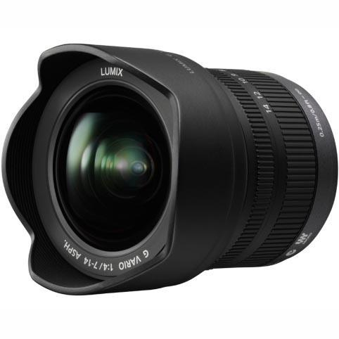 A picture of Panasonic 7-14mm f/4 ASPH G Vario Lens