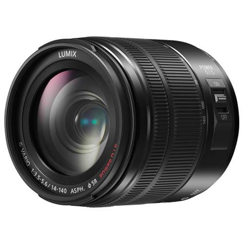 A picture of Panasonic 14-140mm f/3.5-5.6 Lens H-FS14140E