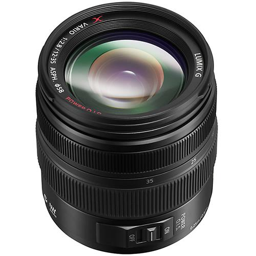 A picture of Panasonic Lumix G X Vario 12-35mm f/2.8 Lens