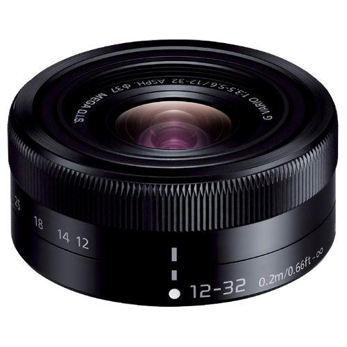 A picture of Panasonic 12-32mm f/3.5-5.6 ASPH OIS Lens