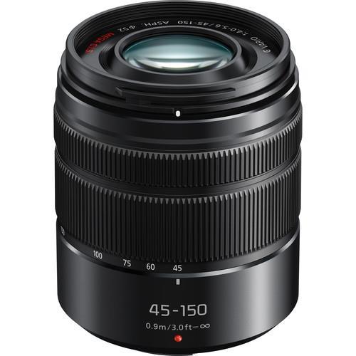 A picture of Panasonic Lumix G Vario 45-150mm f/4-5.6 ASPH. MEGA O.I.S. Lens