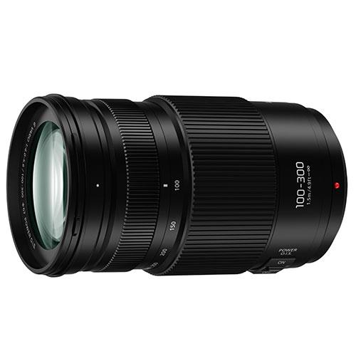 A picture of Panasonic Lumix G VARIO 100-300mm f/4.0-5.6 II Power O.I.S. Lens