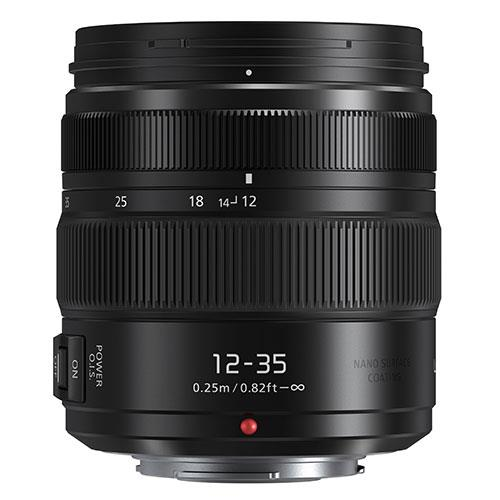 A picture of Panasonic Lumix G X Vario 12-35mm f/2.8 II ASPH. Power O.I.S. Lens