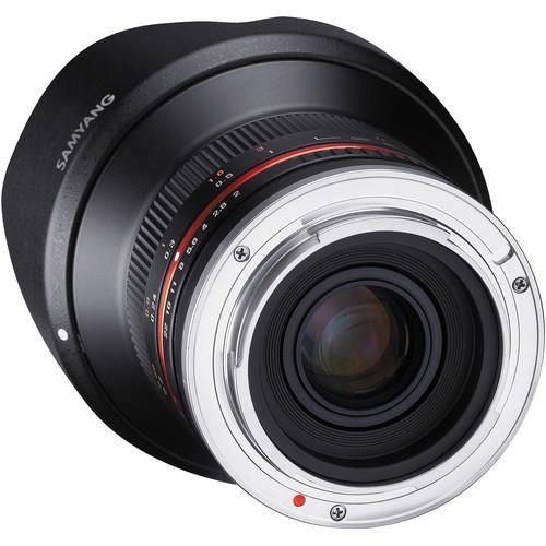 A picture of Samyang 12mm f2.0 NCS CS Lens - Fujifilm X Mount
