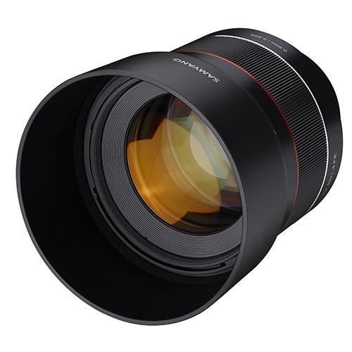 A picture of Samyang AF 85mm f/1.4 FE Lens for Sony