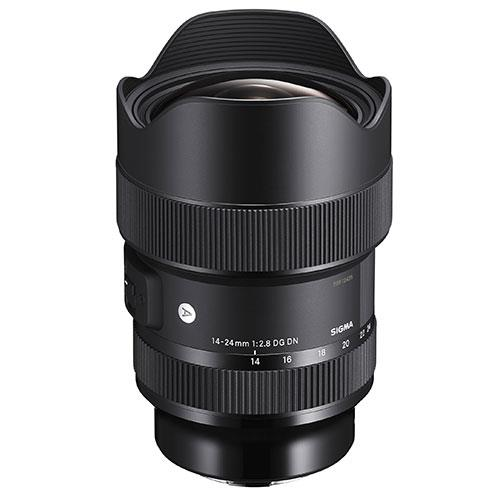 A picture of Sigma 14-24mm F/2.8 DG DN Lens Sony E-Mount