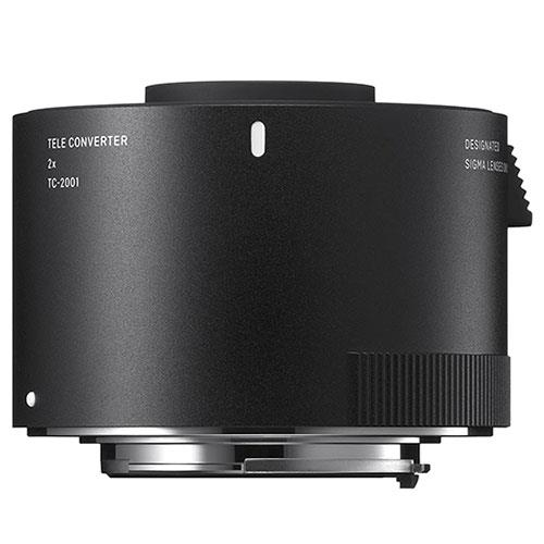A picture of Sigma 2x Teleconverter TC-2001 for Canon EF Mount