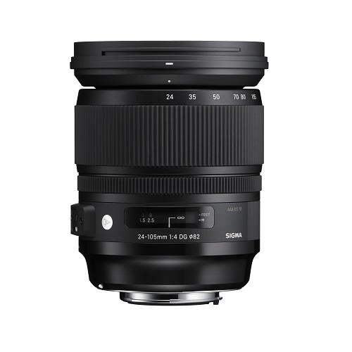 A picture of Sigma 24-105mm f/4 DG OS HSM A Lens (Sony)