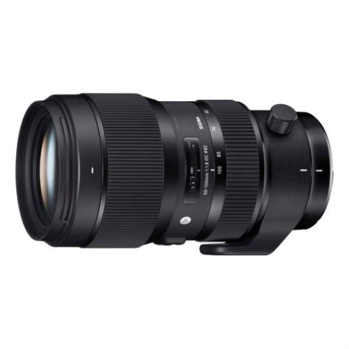 A picture of Sigma 50-100mm f/1.8 DC HSM Lens for Canon