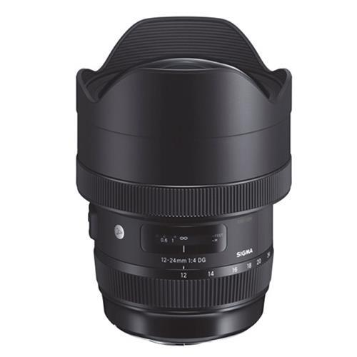 A picture of Sigma 12-24mm f4 DG HSM Lens for Nikon