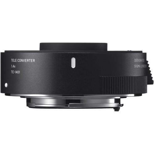 A picture of Sigma 1.4x Teleconverter TC-1401 (Canon AF)
