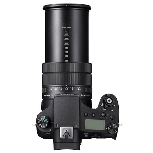 A picture of Sony Cyber-Shot RX10 IV Digital Camera