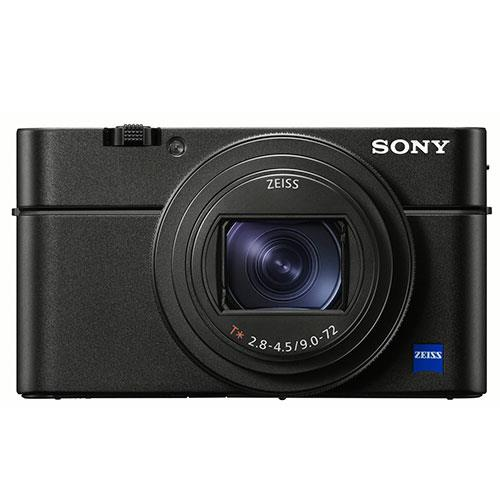A picture of Sony Cyber-Shot DSC RX100 VI Digital Camera