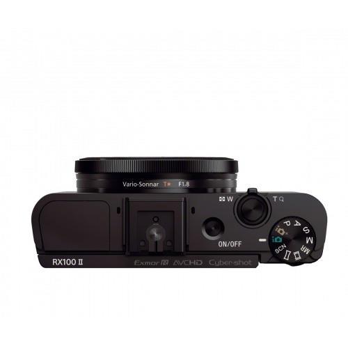 A picture of Sony Cyber-shot DSC-RX100 II Digital Camera