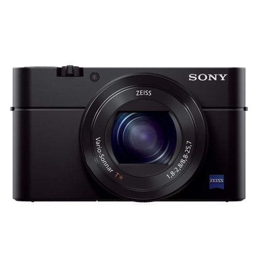A picture of Sony DSC-RX100 III Digital Camera