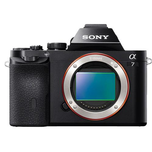 A picture of Sony Alpha a7 Compact System Camera Body