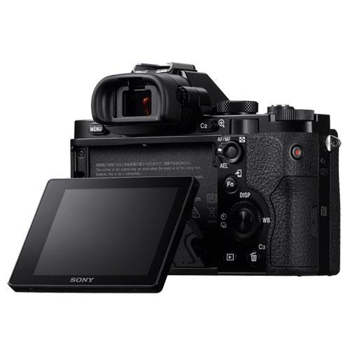 A picture of Sony Alpha a7R Compact System Camera Body