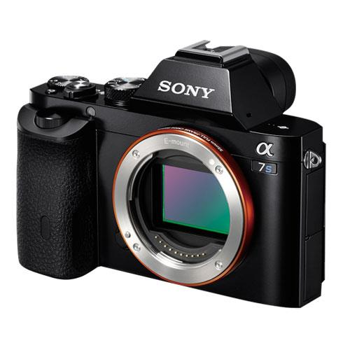 A picture of Sony Alpha a7S Compact System Camera Body