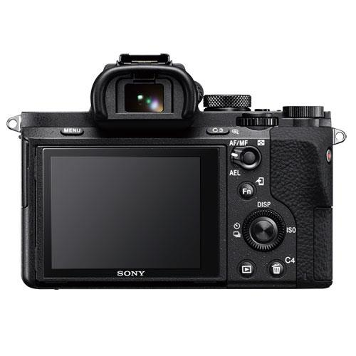A picture of Sony A7 MKII Mirrorless Camera Body