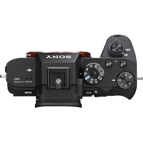 A picture of Sony a7R II Mirrorless Camera Body
