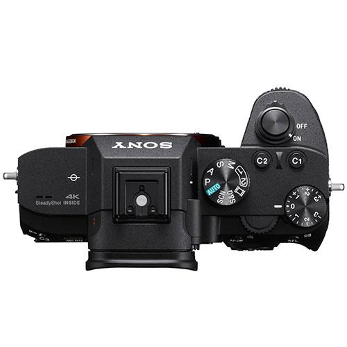 A picture of Sony a7 III Mirrorless Camera Body