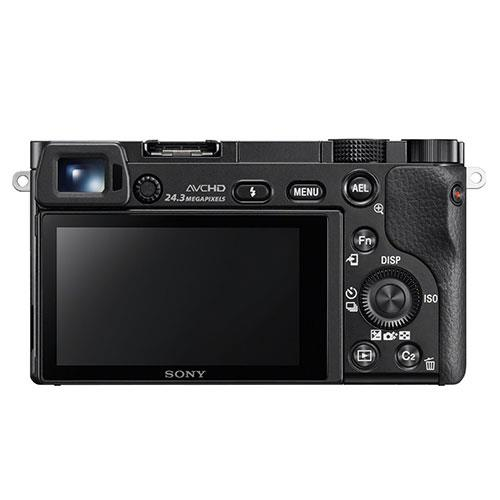 A picture of Sony A6000 Mirrorless Camera Body
