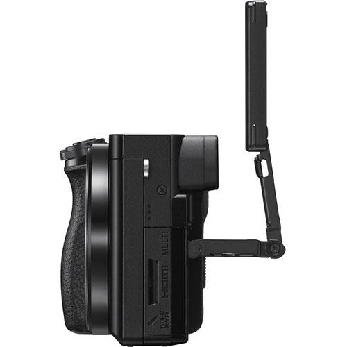 A picture of Sony A6100 Mirrorless Camera Body