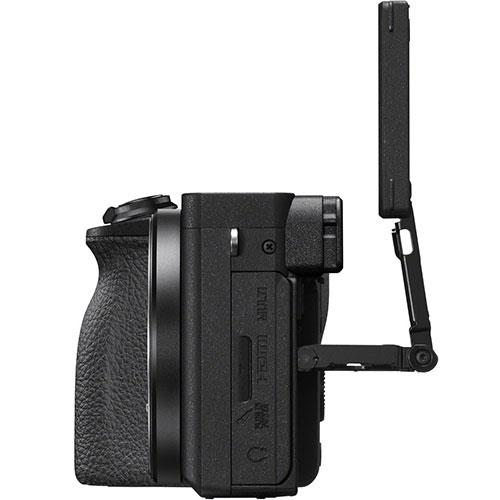 A picture of Sony A6600 Mirrorless Camera Body