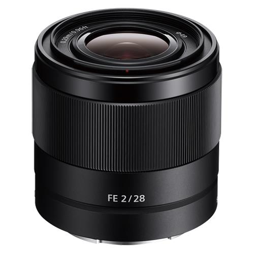 A picture of Sony FE 28mm f/2 Lens
