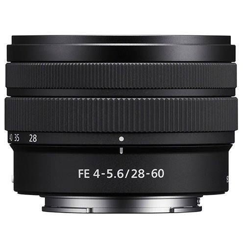 A picture of Sony FE 28-60mm F4-5.6 Lens