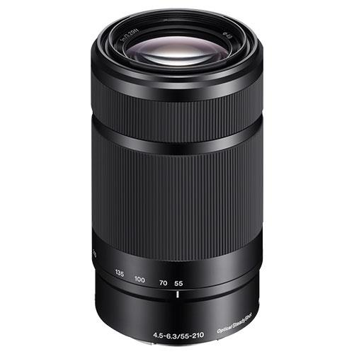 A picture of Sony E 55-210mm f4.5-6.3 OSS Lens