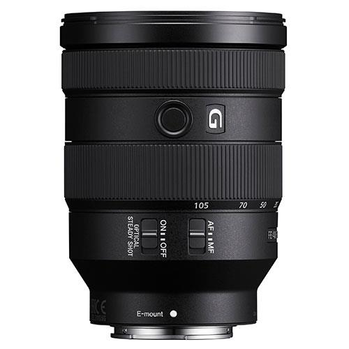 A picture of Sony FE 24-105mm F4 G OSS Lens