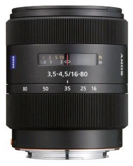 A picture of Sony 16-80mm F3.5-4.5 DT Lens