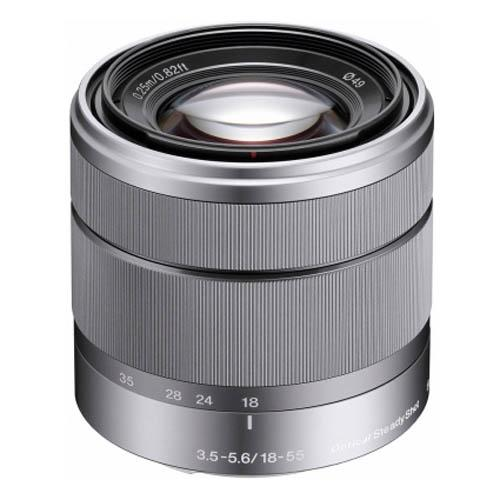 A picture of Sony E 18-55mm f/3.5-5.6 OSS Lens