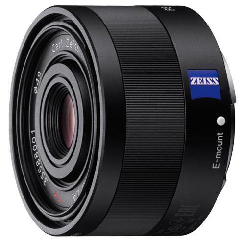 A picture of Sony FE 35mm f/2.8 ZA Sonnar T Carl Zeiss Lens
