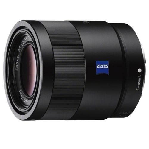 A picture of Sony FE 55mm f/1.8 ZA Sonnar T Carl Zeiss Lens