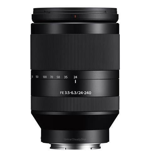 A picture of Sony FE 24-240mm f/3.5-6.3 OSS Lens