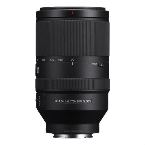 A picture of Sony FE 70-300mm f/4.5-5.6 G OSS Lens