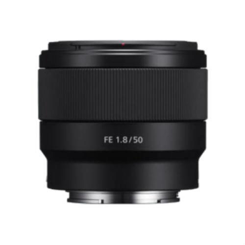 A picture of Sony FE 50mm f/1.8 Lens