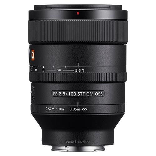 A picture of Sony FE 100mm f/2.8 STF GM OSS Lens