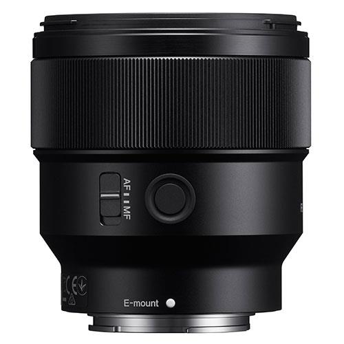 A picture of Sony FE 85mm F1.8 Lens